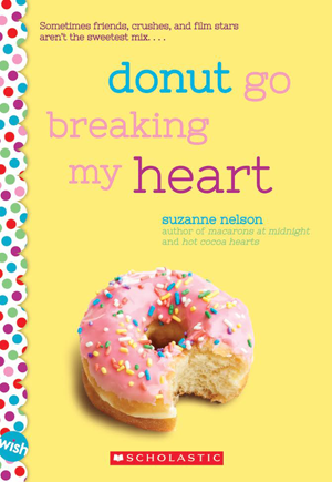 donut go breaking my heart