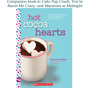 hot cocoa hearts