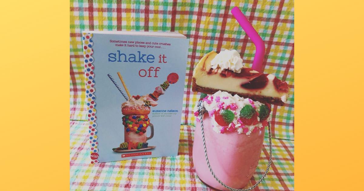 Cheesecake Shake