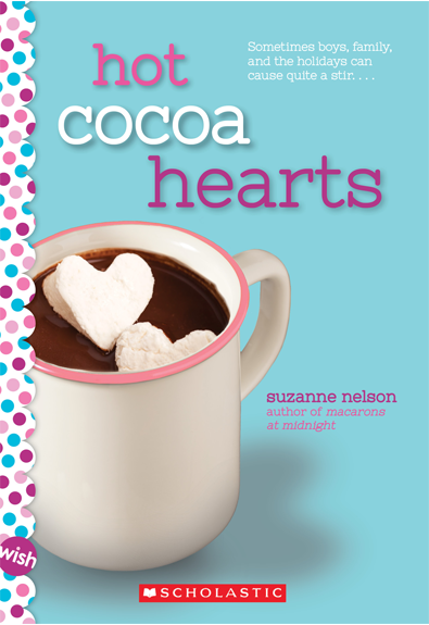 Hot Cocoa Hearts cover