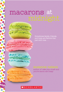 Macarons at Midnight cover