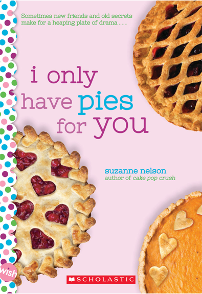 I Only Have Pies for You cover