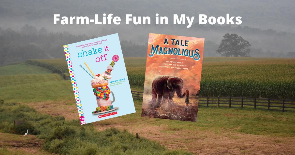 Farm-Life Fun in My Books