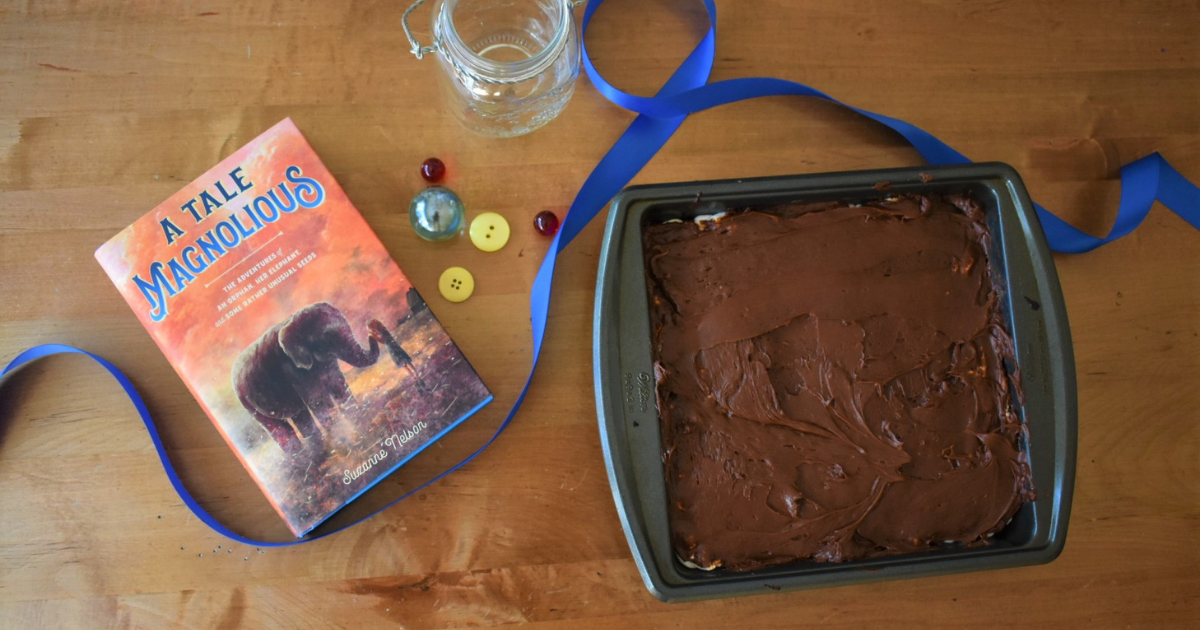 MUDDY DUSTER BROWNIE RECIPE