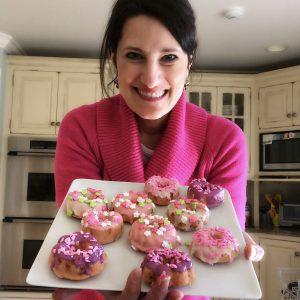 Valentine's Day Donuts