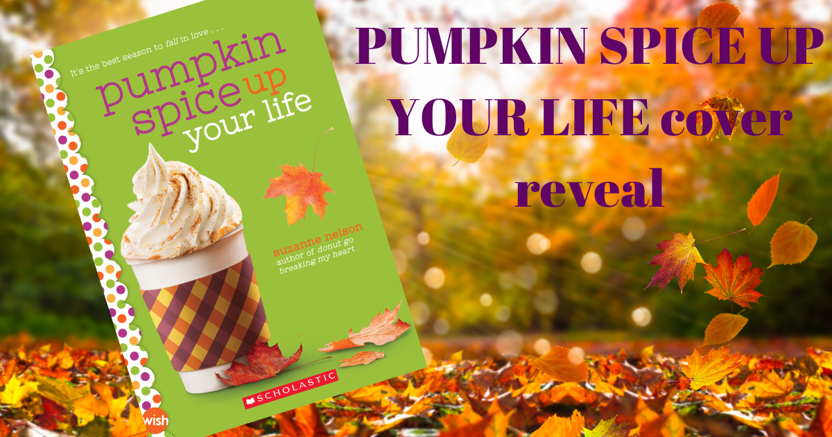 PUMPKIN SPICE UP YOUR LIFE cover reveal