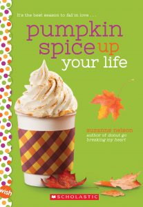 PUMPKIN SPICE UP YOUR LIFE cover