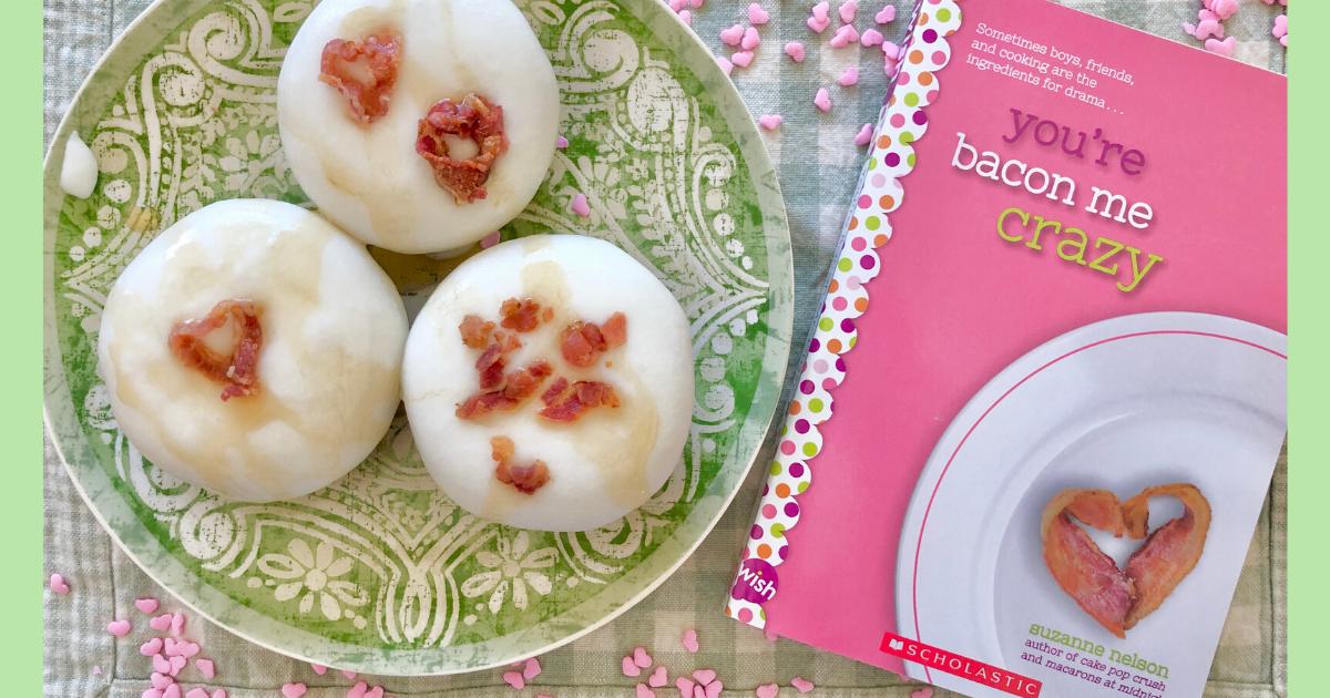 YOU'RE BACON ME CRAZY cupcake recipe