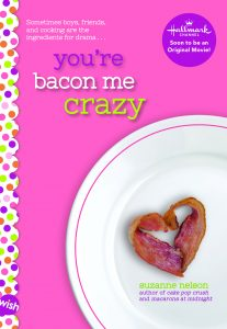 YOU'RE BACON ME CRAZY cover
