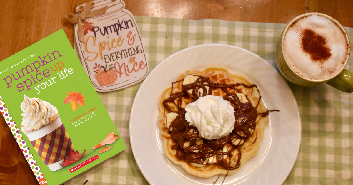 Nutella Banana Blitz Waffle header