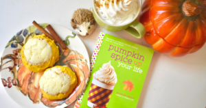 PUMPKIN SPICE UP YOUR LIFE cookies recipe
