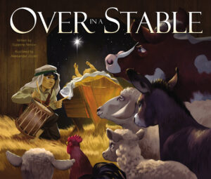 OVER IN A STABLE final cover